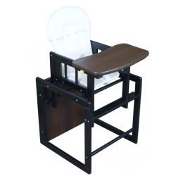 Krzesełko JARDREW OLEK rozkładane na stoliczek wenge