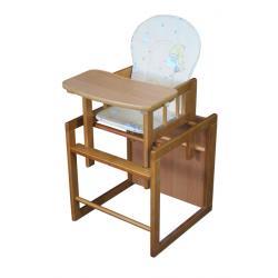 Krzesełko JARDREW OLEK rozkładane na stoliczek MIÓD