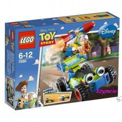 Klocki LEGO TOY STORY Chudy i Buzz na ratunek 7590