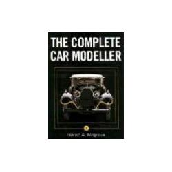 The Complete Car Modeller 2 Wingrove Gerald A CROWOOD PR Projektowanie i planowanie ogrodu