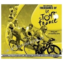 The Official Treasures of the Tour de France Laget Serge Pozostałe