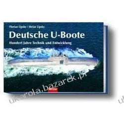 Deutsche U-Boote Lipsky Stefan Lipsky Florian Szkutnictwo