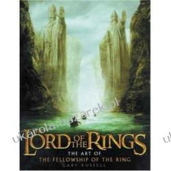 The Lord of the Rings: The Art of the Fellowship of the Ring Gary Russell Marynarka Wojenna