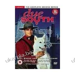 Due South season 2 Na południe [Repackaged] DVD