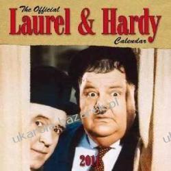 Kalendarz Laurel and Hardy Official 2011 Calendar
