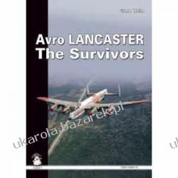 Avro Lancaster The Survivors Glenn White Po hiszpańsku