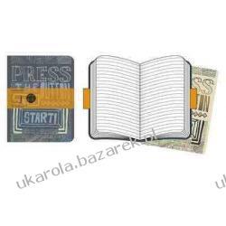 Moleskine Cover Art Start Ruled Journal (Moleskine Legendary Notebooks)  Pozostałe
