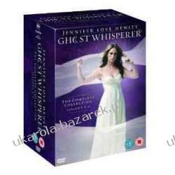 Ghost Whisperer The Complete Seasons 1-5 DVD Zaklinacz dusz komplet Pozostałe