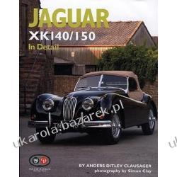 Jaguar Xk140/150 In Detail Clausager Anders Ditley Po hiszpańsku
