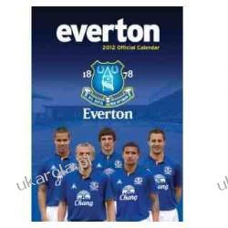 Kalendarz Official Everton FC Calendar 2012