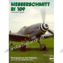 Messerschmitt Bf 109 Luftwaffe Fighter Dick Ron Kalendarze książkowe