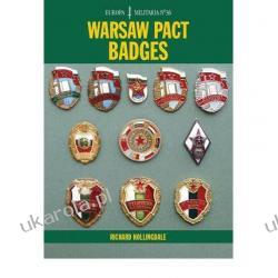 Warsaw Pact Badges (Europa Militaria) Richard Hollingdale Pozostałe