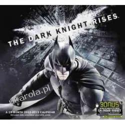 The Dark Knight Rises 19 Month 2012-2013 Calendar