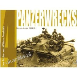 Panzerwrecks 4: German Armour 1944-45 Kalendarze książkowe