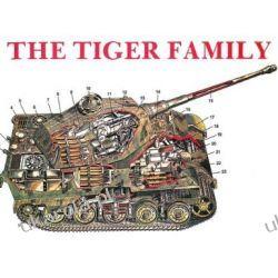 The Tiger Family of Tanks (Schiffer Military History) Projektowanie i planowanie ogrodu