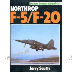 Northrop F-5/F-20 (Modern combat aircraft) Kalendarze książkowe