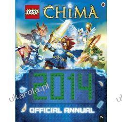 LEGO Legends of Chima Official Annual 2014 Kalendarze książkowe