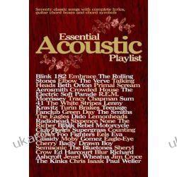 Essential Acoustic Playlist: (Guitar) (Chord Songbook) Projektowanie i planowanie ogrodu