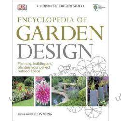 RHS Encyclopedia of Garden Design Kalendarze książkowe