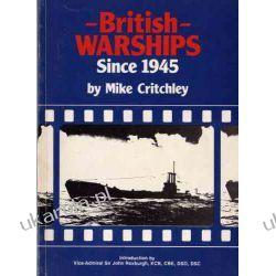 British Warships Since 1945, Part 2: Submarines and Depot Ships Pt. 2 Kalendarze ścienne