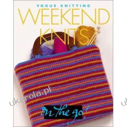 Weekend Knits: Vogue Knitting on the Go! Pozostałe