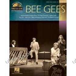 Bee Gees [With CD (Audio)] (Hal Leonard Piano Play-Along) Wokaliści, grupy muzyczne