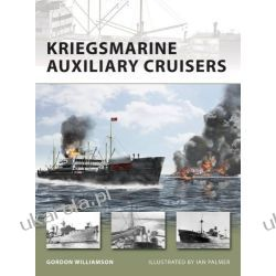 Kriegsmarine Auxiliary Cruisers (New Vanguard) Kalendarze książkowe
