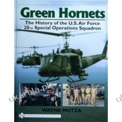 Green Hornets: The History of the U.S. Air Force 20th Special Operations Squadron Kalendarze książkowe