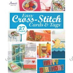 Easy Cross-Stitch Cards & Tags (Annies Attic)