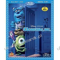 Monsters, Inc. (4-Disc Edition) [Blu-ray] Kalendarze ścienne