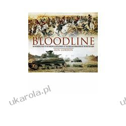Bloodline (Paperback)  The origins and Development of the Regular Formations of the British Army Pozostałe