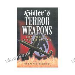 Hitler's Terror Weapons (Hardback) Projektowanie i planowanie ogrodu