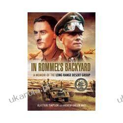 In Rommels Backyard (Paperback)  A Memoir of the Long Range Desert Group Pozostałe