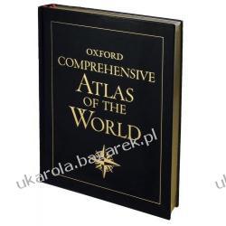 Oxford Comprehensive Atlas of the World Kalendarze książkowe