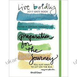 Notatnik Live Boldly Date Book