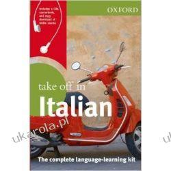 Oxford Take Off in Italian (Paperback with CDs) Pozostałe