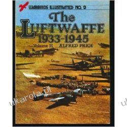 Luftwaffe, 1933-45: v. 2 (Warbirds illustrated) Pozostałe