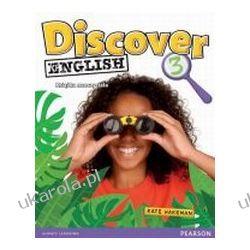Discover English 3 Książka nauczyciela Pozostałe