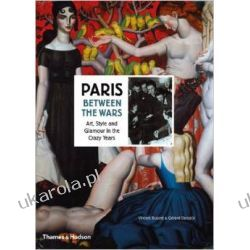 Paris Between the Wars: Art, Style and Glamour in the Crazy Years Kalendarze ścienne