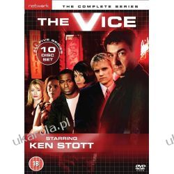 The Vice: The Complete Series [DVD] Pozostałe