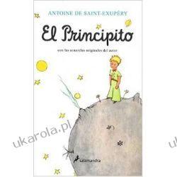 Mały Książę po hiszpańsku - El Principito - Antoine De Saint-Exupery