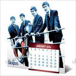 Kalendarz The Beatles Standee 2016 Calendar Projektowanie i planowanie ogrodu