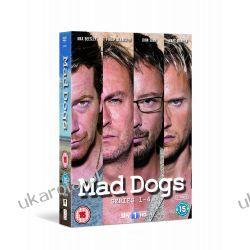 Mad Dogs - Series 1-4 Box Set [DVD] Pozostałe
