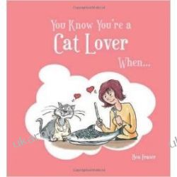You Know You're a Cat Lover When... Kalendarze ścienne