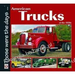 American Trucks of the 1950s Norman Mort Kalendarze ścienne