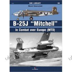 "B-25J ""Mitchell"" in combat over Europe (MTO) (SMI Library) Pozostałe"