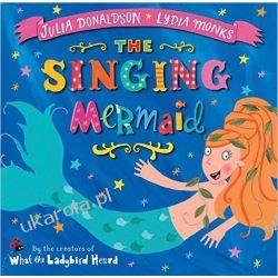 The Singing Mermaid Kalendarze książkowe