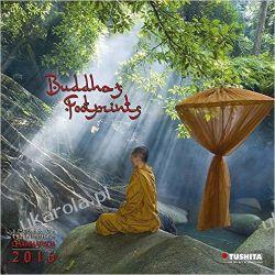 Kalendarz Buddhas Footprints 2016 calendar Projektowanie i planowanie ogrodu