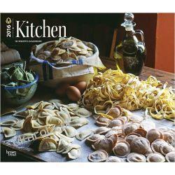 Kalendarz Kitchen 2016 Deluxe Calendar Kuchnia Projektowanie i planowanie ogrodu