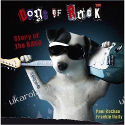 Dogs of Rock: Story of the Band Kalendarze książkowe
